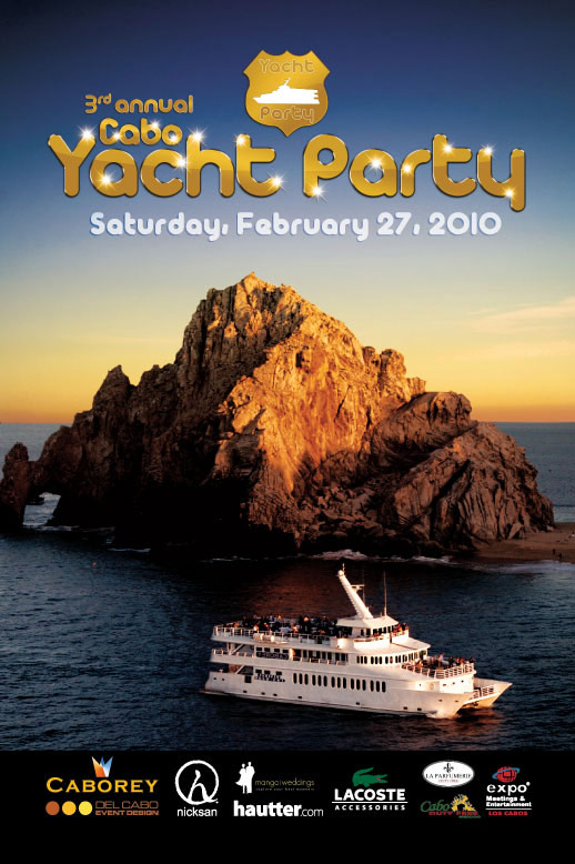 Cabo Yacht Party 2010