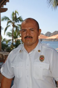 Lic. Juan A. Carbajal Figueroa - Fire Department Commandant