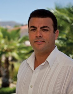 Jacobo Turquie - BCS Secretary of Tourism