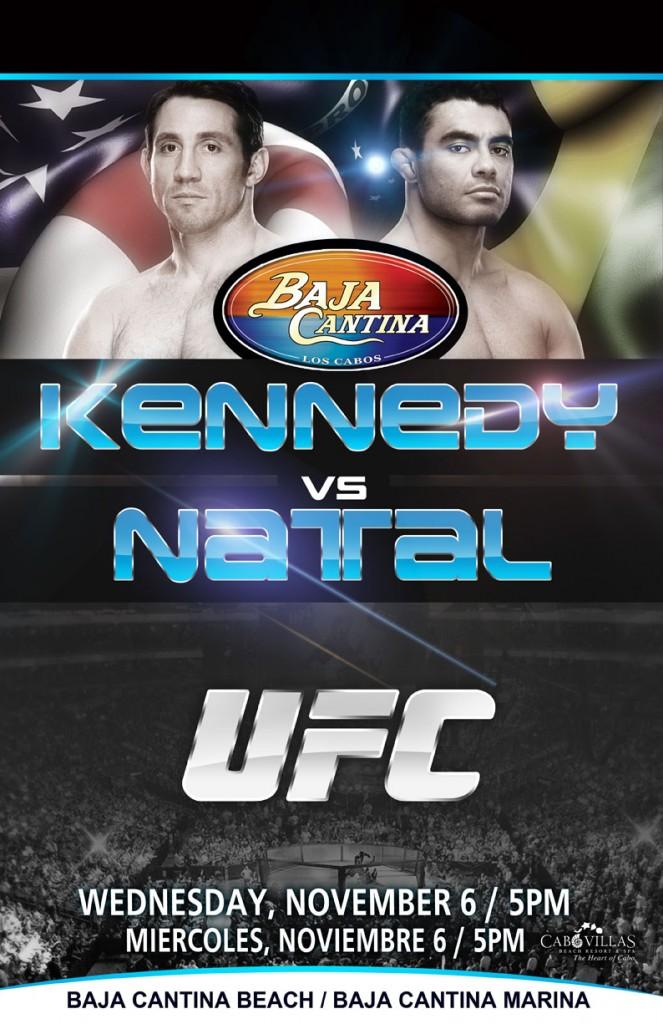 UFC Kennedy vs Natal CV