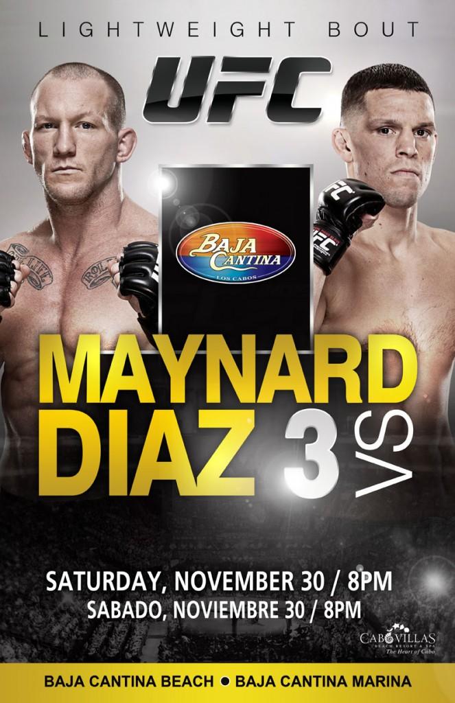 UFC Maynard vs Diaz CV