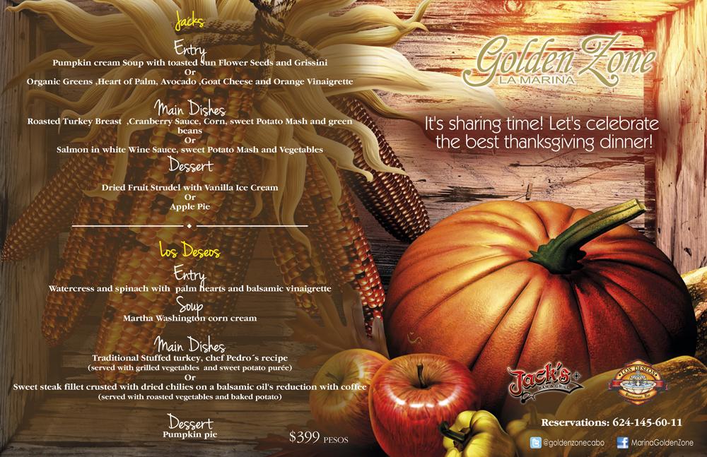 Thanksgiving Dinner Restaurants San Jose