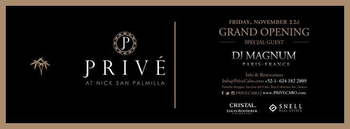 Privé at Niick-San Palmilla, San Jose del Cabo