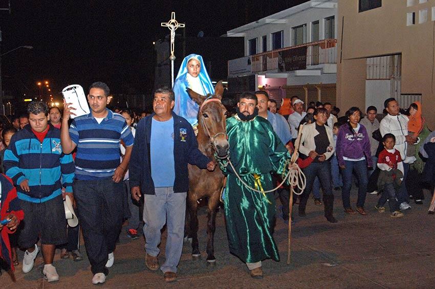Las Posadas, December 16 to 24 - Events Los Cabos