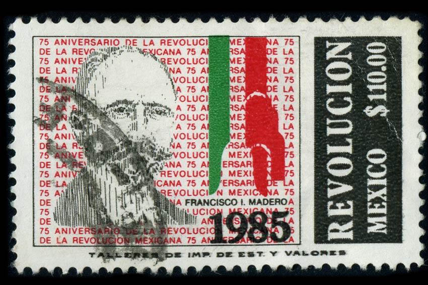 franciso-madero-stamp-4393-2