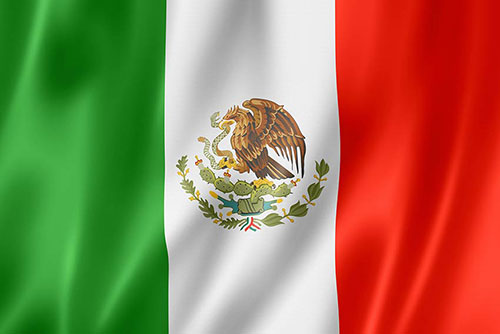 Mexico flag. Photo: BigStockPhoto.com/ by daboost