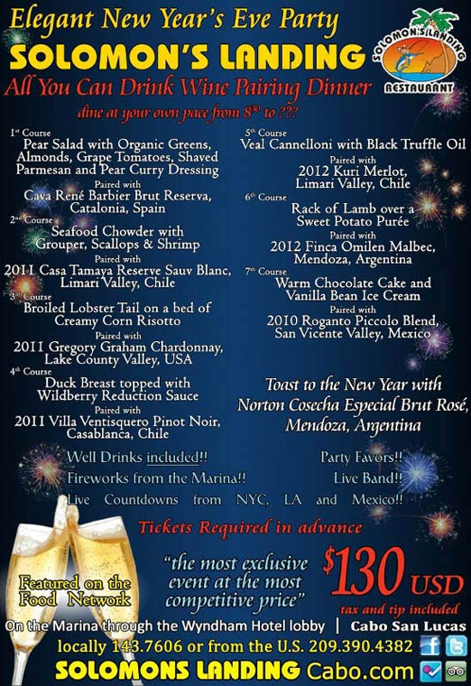 New Years Eve 2014 Events