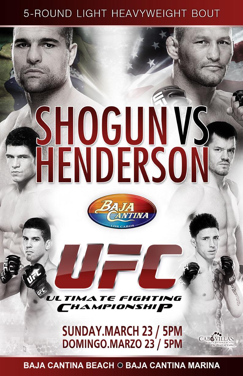 UFC Fight Night Sunday March 2...