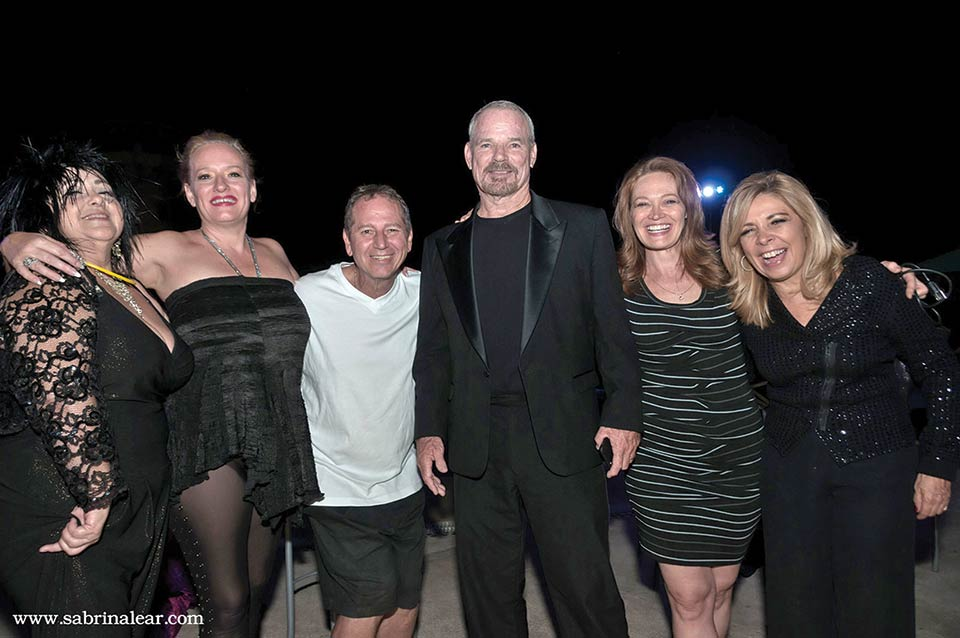 Dresses to the K-9s event December 2014