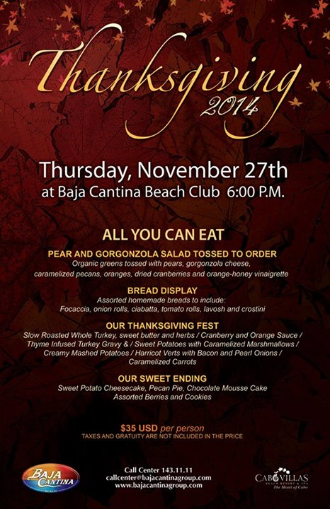 baja-cantina-thanksgiving-feast-2014