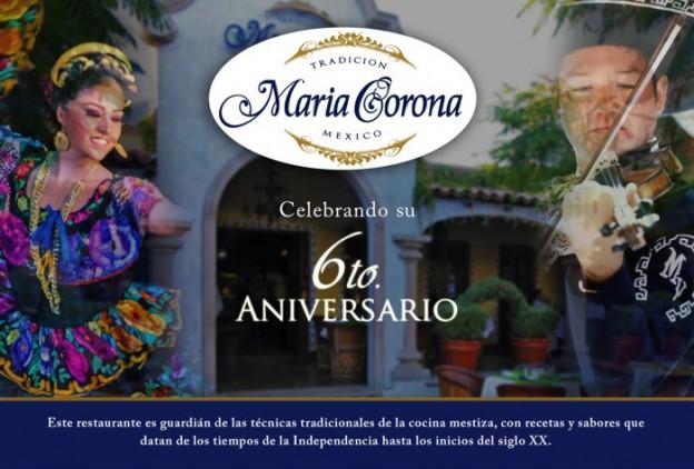 Maria Corona 6o aniversario