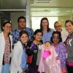 Ghiovana, héroe de corazón de 1 año de edad, ¡lista para irse a casa un día después de su cirugía!