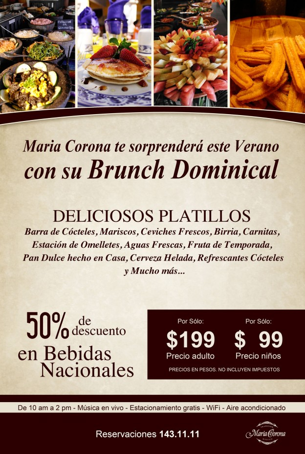 POster Brunch Dominical MC 3 NEW3