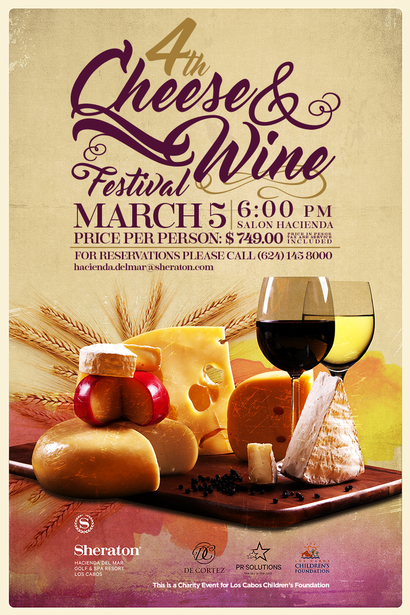 wine and cheese festival