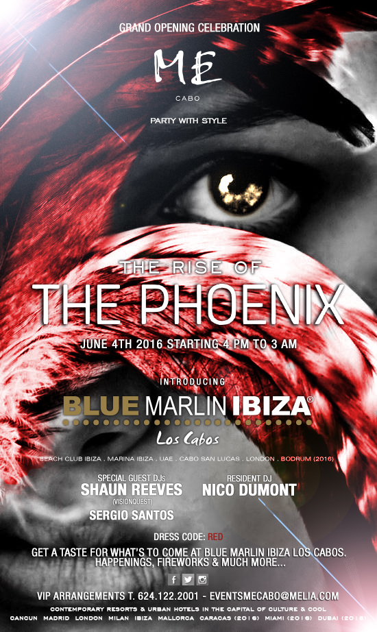Grand Opening The Rise of the Phoenix