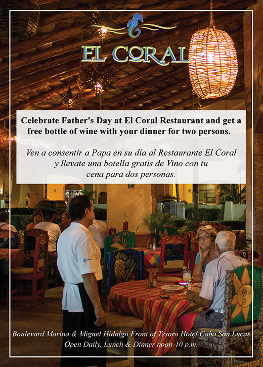 Father's Day - El Coral