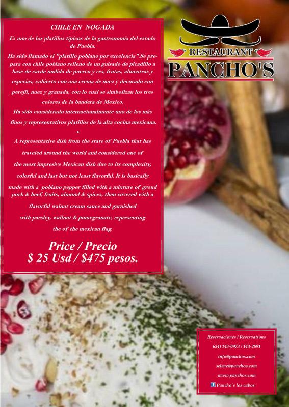 Panchos restaurant