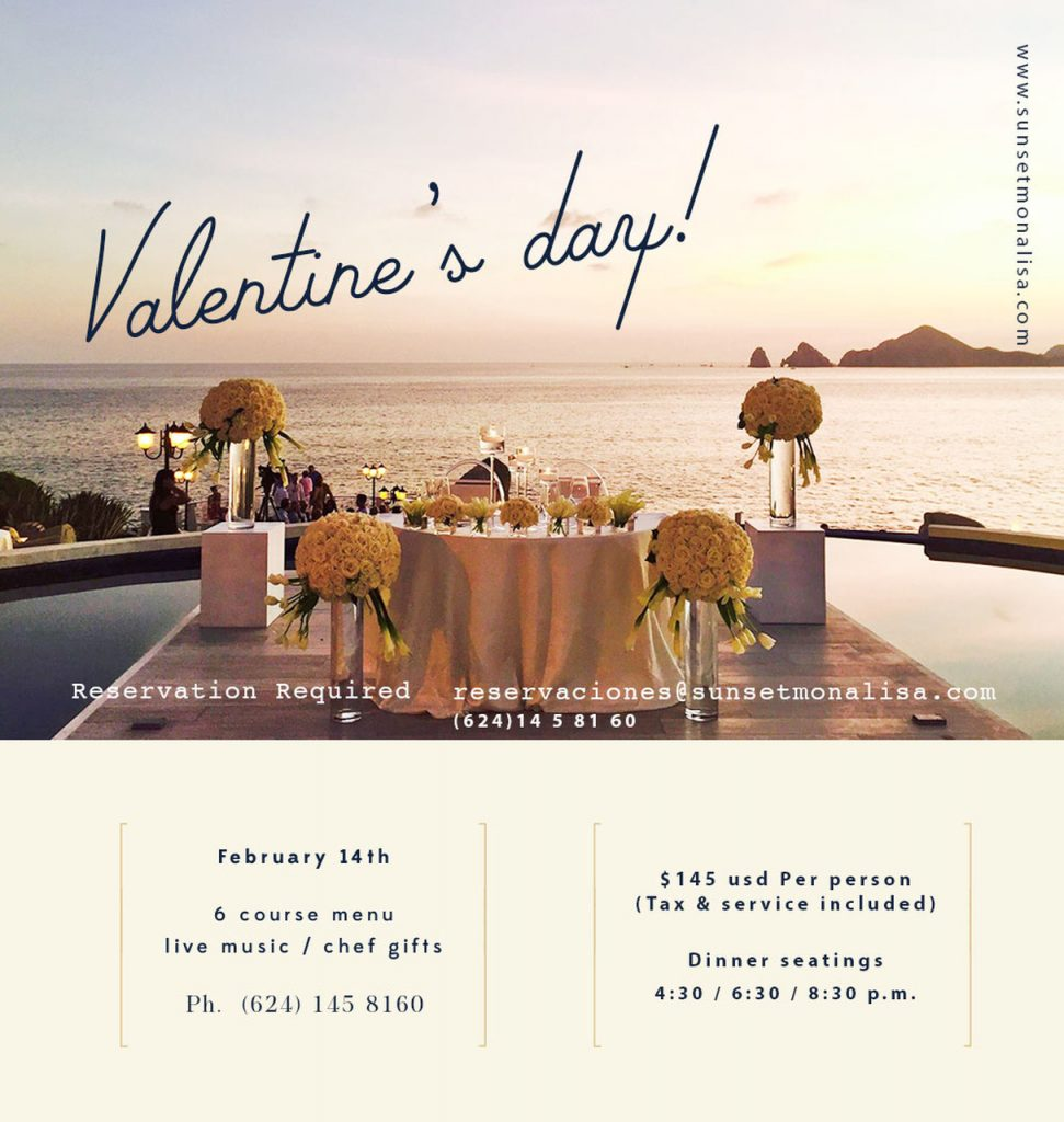 Valentine's Day at Sunset Monalisa