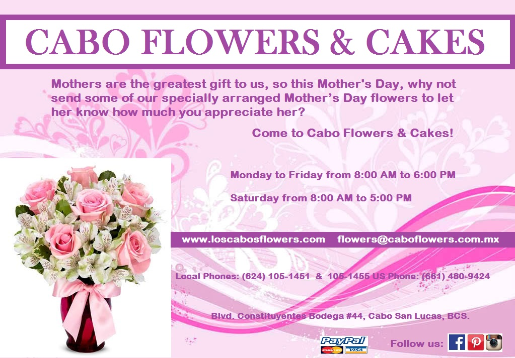 Cabo Flowers & Cakes