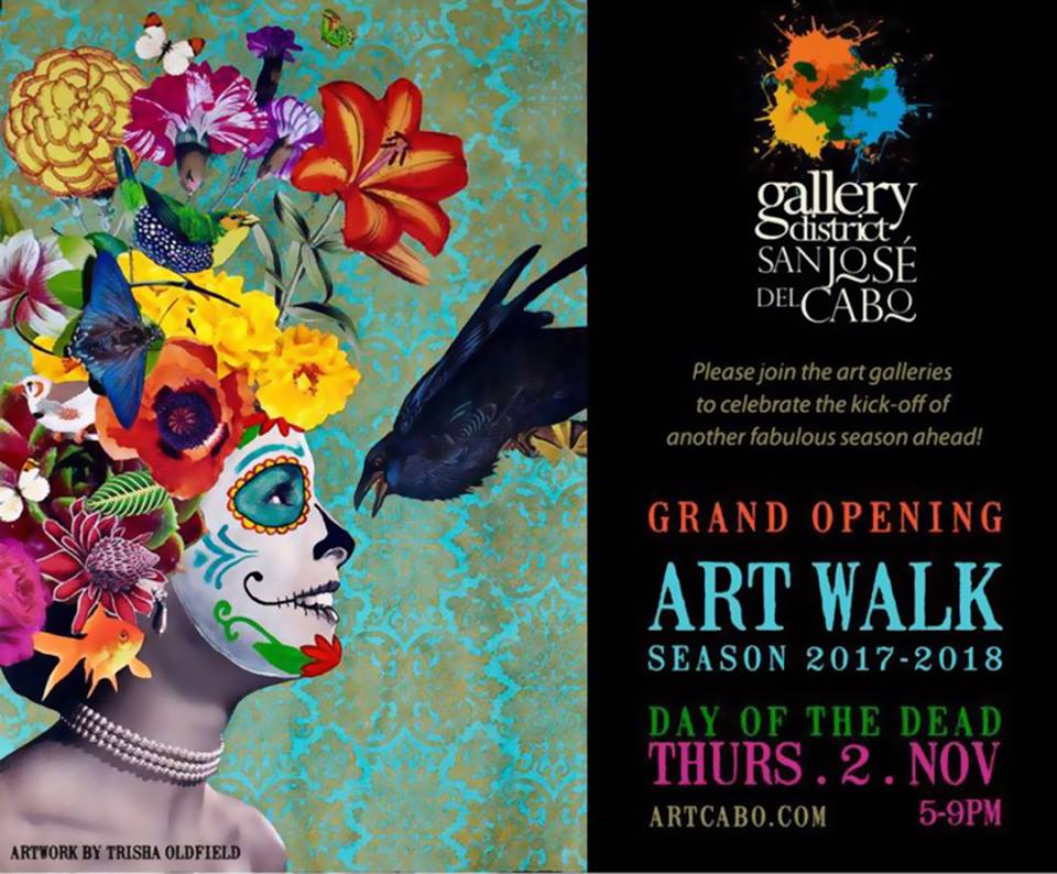Gallery District San Jose Del Cabo - Art Walk