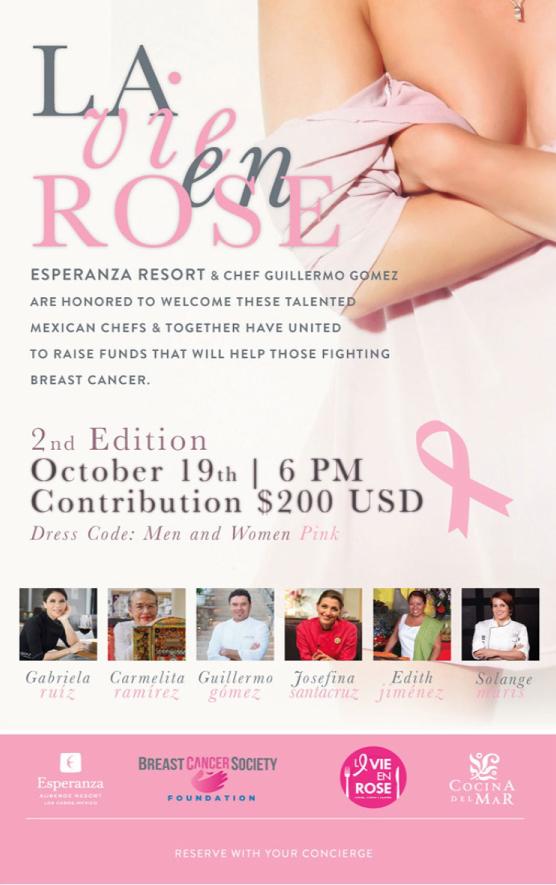 La Vie en Rose La Vie en Rose - Esperanza Resort
