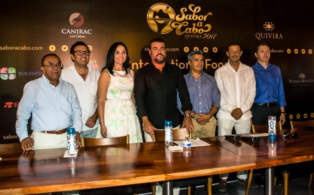 Sabor a Cabo, Press conference