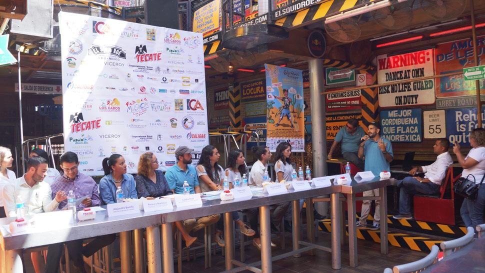 Conferencia de prensa fiesta de la musica 2019